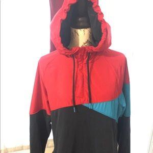 Hollister warm jacket 🧥 nwot large